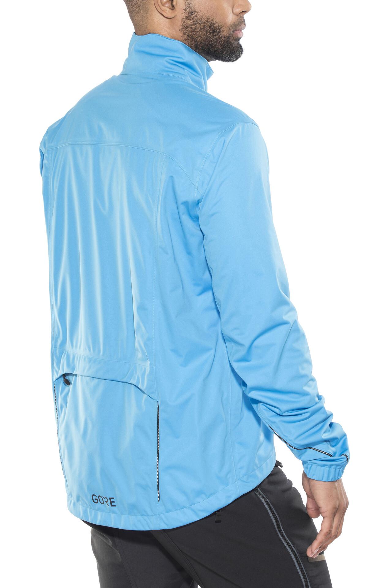 C3 En Homme Bleu Veste Boutique Wear De Gore Tex Vélos fznATI5Aq